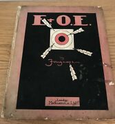 E. And O.e. By Fougasse - First Stated Edition - 1928 - Punch