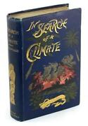 Early Hawaiian Victorian Travel Book1894 In Search Of A Climate Charles Nottage