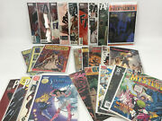 Mixed Lot Of 26 Comic Books Fables The Ultimates X-force Elementals Tom Strong