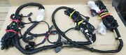 John Deere Oem Part Re585321 Wiring Harness Main Engine Chassis Mfwd 7r Tractor