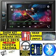 For 2012-15 Toyota Tacoma Pioneer Touchscreen Bluetooth Usb Aux Car Radio Stereo