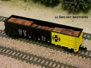 Hay Brothers 1967-1978 Crushed Autos And Scrap - Fits Athearn /mdc Thrall Gondolas