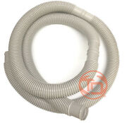 24' Ft Above Ground Swimming Pool Pump Filter Connection Hose 1-1/4 X 24 Ft
