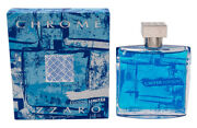 Chrome Limited Edition By Azzaro 3.4 Oz Edt Cologne For Men New In Box