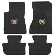 Lloyd Mats For 11-15 Cadillac 2wd Coupe 4pc Ultimat Front Floor Mats Liners