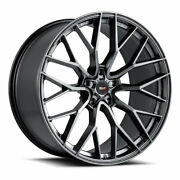 20 Savini Sv-f2 Forged Graphite Concave Wheels Rims Fits Ford Mustang Gt