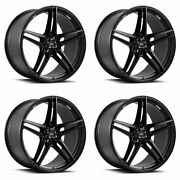 20 Savini Sv-f3 Forged Concave Wheels Rims Fits Cadillac Cts V Coupe