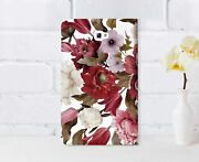 Samsung Galaxy Tab S2 9.7 Floral Smart Cover Galaxy Tab E Flowers Wallet Case