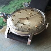 Omega 2544 Cal 265 266,267,269,30t2 Vintage 38.5mm Great Gift Or Collection