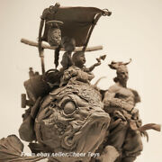 Prototype Of Creation Model China Gk Fish General Clay Figurines Limited Stock