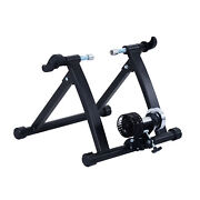 Homcom Bicycle Bike Quiet Indoor Cycle Fan Fly Wind Wheel Foldable Turbo Trainer