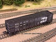 Hay Brothers Flood Loaded Coal Loads 3-pk - Fits Athearn / Mdc Thrall Gondolas