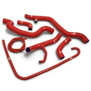 Samco Radiator Hose Kit Ducati 1098 / 1198 Thermostat Bypass Red