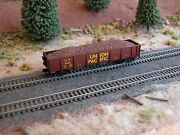 Hay Brothers Crushed Brown Glass Load - Fits Trainworx 46 Foot Gs Gondolas