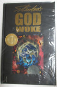 2018 Sdcc Exclusive Stan Lee's God Woke. Gold Signature Edition Signed Stan Lee