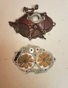 Manifold And Leaf Plate 1956 Johnson 15hp Model Fd-10 277563 203267