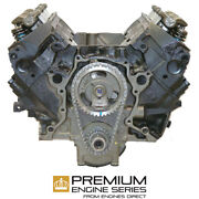 Mercury 302 Engine 5.0 Cougar Xr7 Marquis Wagon New Reman Oem Replacement 86-91