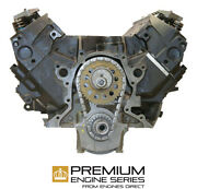 Mercury 351w Engine 5.8 Cougar Montego New Reman Oem Replacement 1975 1976