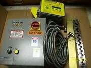 Protech 2kp Eagle Eye Transmitter Receiver 4ft And 25ft Cable Control Box 34