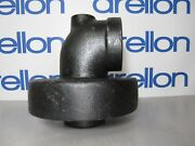 Allied 2-1/2 Fnpt Cast Iron Drip Pan Elbow A119089-1b-mh New / Nos