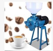 Ce Electric Feed Mill Wet Dry Cereals Grinder Corn Grain Rice Coffee Wheat A