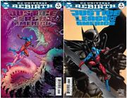 Justice League Of America 2017 's 15-29 Variant Covers + Annual 1 Vf/nm Set