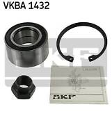 Front Skf Replacement Oe Quality Wheel Bearing Kit Vkba 1432