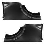 Ford Bronco Front Door Lower Front Pillar Set Left And Right 1980-1996