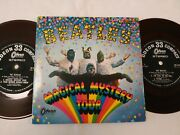 The Beatles Magical Mystery Your Ep 33 7 Odeon Japan Original Red Wax Rare