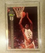 1992 Classic 4 Sport Gold 1 Shaquille O'neal Shaq Rookie Card Lakers