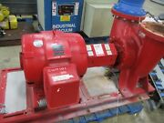 Bell And Gossett 10x10x13 Pump Vsc 11.500 Bf Lhr 1950gpm 125ft Head 100hp Used