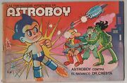 Astroboy Tetsuwan Atom Rare Comic From Argentina 1 And03970s
