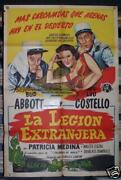 Bud Abbott And Lou Costello In The Foreign Legion,9742