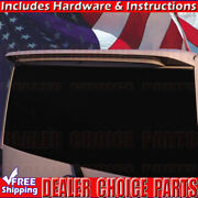 For 2004 2005 2006 2007 Scion Xb Factory Style Spoiler Wing Rear Roof Unpainted