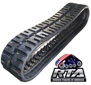 One Rubber Track For John Deere Ct322 450x86x52 C-lug Tread 18 Wide