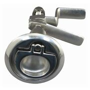 Marpac 1263 Lift Latch Handle 3 Cast Stainless Steel Non-locking Hatch Boat