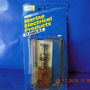 Mpp123 Push-pull Switch 10a 12v Dc 3 Position Hubbell
