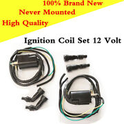Ignition Coil For Points And Electronic Ignition Systems Replace Oem 21121-1174