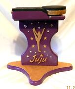 Cheerleading Spinner Practice Stand For Stunts Dancers Athletes Gymnast Flyer