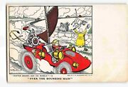 Jwj20b Buster Brown And His Bubble/ Yellow Kid, 10 Vintage R. Outcault Postcards