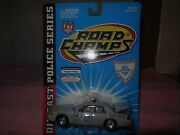 1998 Road Champs Rhode Island State Police Diecast Police Car