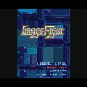 Used Image Fight Substrate Pc Board 1988 Irem Jamma Option Shooting Arcade Game