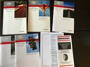 2014 Toyota Camry Hybrid Owners Manual With Navigation Oem Free Shipping