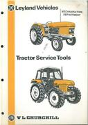 Leyland Tractor 253 255 270 282 285 344 384 462 472 482 485 Special Tools Manual