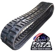 One Rubber Track For John Deere Ct333d Ct333e Ct329d 450x86x56 C-lug Tread
