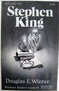 Stephen Fabian Book Cover Drawing Stephen King