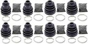 Complete Front And Rear Inner And Outer Cv Boot Repair Kit For Polaris Ranger 4x4 57
