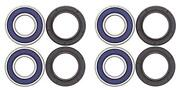 All Balls Complete Bearing Kit For Front Wheels Fit Honda Trx250 Recon 1997-2001