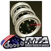 One 14 Idler Group With Duroforce Alloy Wheels Fits Cat 277 277b 2616300