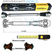 Jeep Cherokee Grand Cherokee Liberty Front Driveshaft All-sizes Check Oem Pls